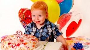 сценарий дня рождения 2 и 3 года