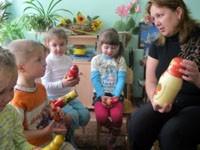 занятия русская матрешка