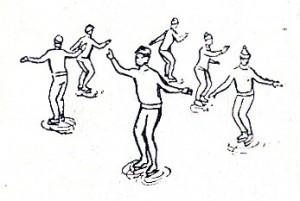 Вальс на коньках 4