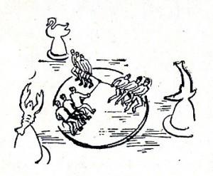 Лебедь, рак и щука
