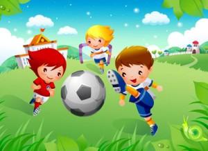 Детский мини футбол