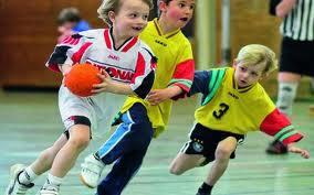 Игра в ручной мяч