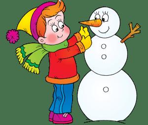 ознакомления с окружающим миром зима