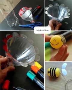 пчёлка из Киндер сюрприза