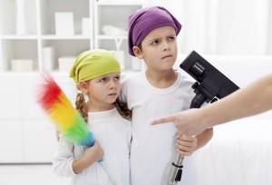 поручения ребенку