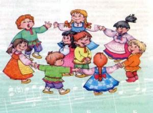 Картотека хороводных игр