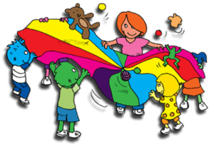 волшебный парашют